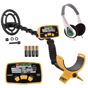 Garrett ACE 200 Amazon Metal Detector