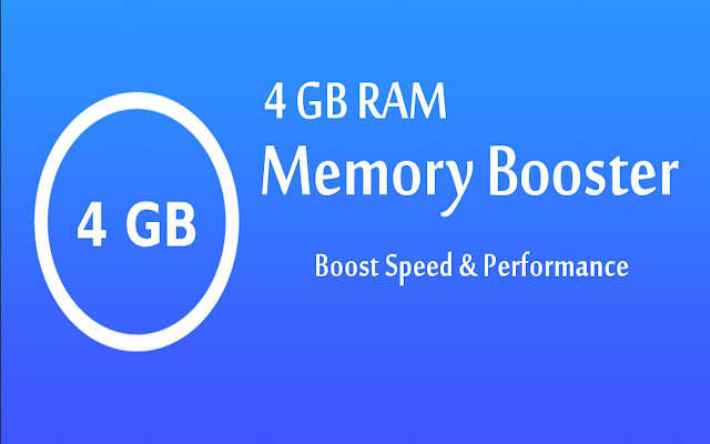 تحميل تطبيق 4 GB RAM Memory Booster Pro Apk لتحسين سرعة واداء هاتفك الاصدار الاخير 2020