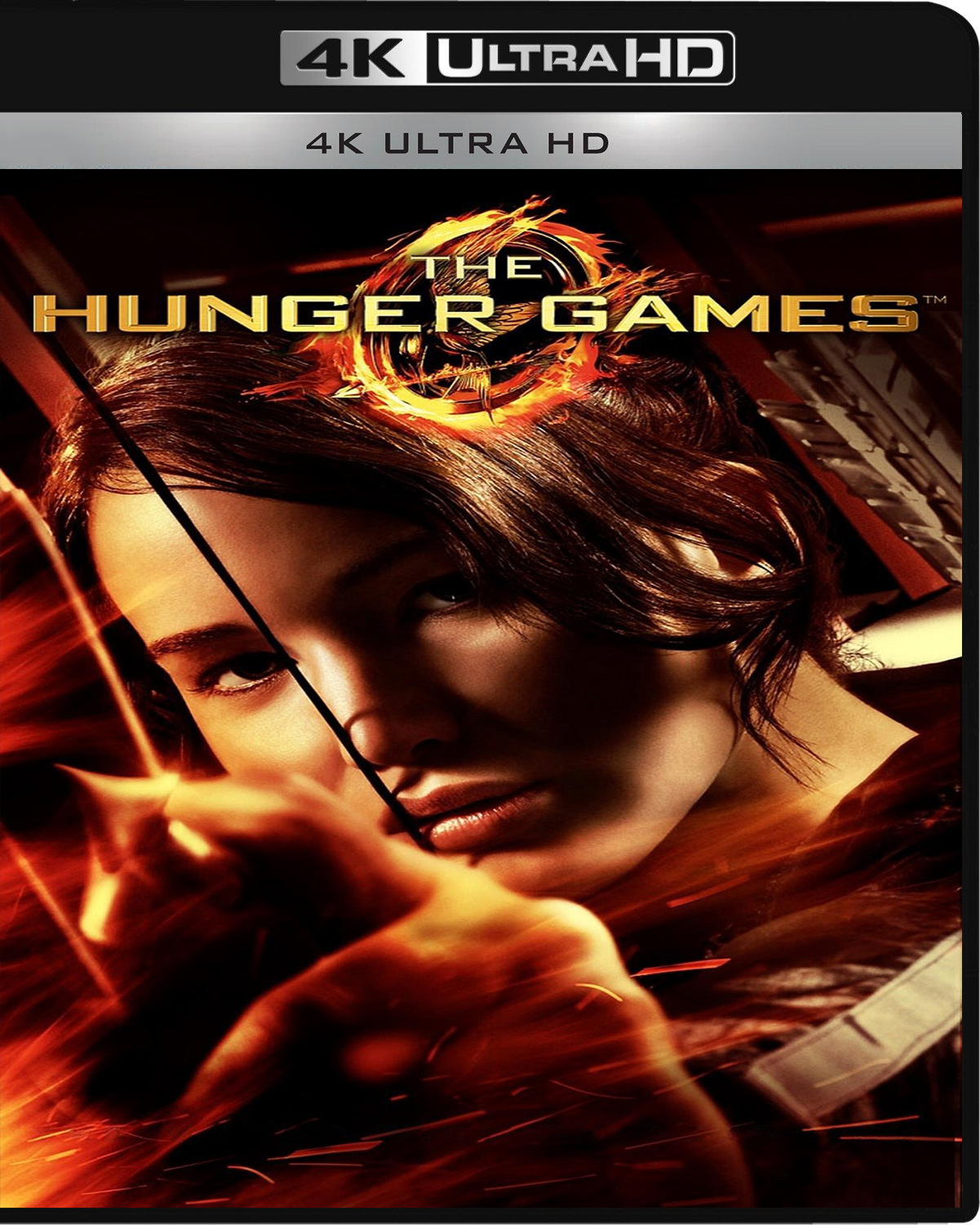 The Hunger Games [2012] [UHD] [2160p] [Latino]