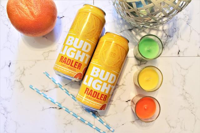 La Radler: Une boisson rafraîchissante aux pamplemousses