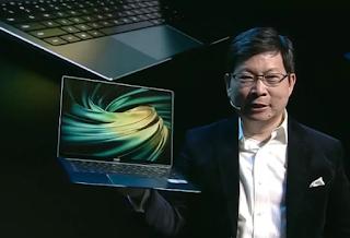 يأتي MateBook X Pro الجديد من Huawei بخيار اللون الأخضر وأحدث رقائق Intel