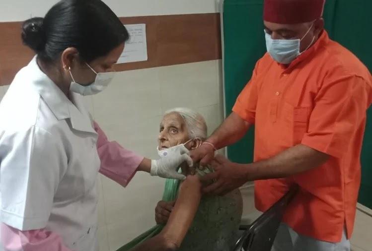 कोरोना टीकाकरण