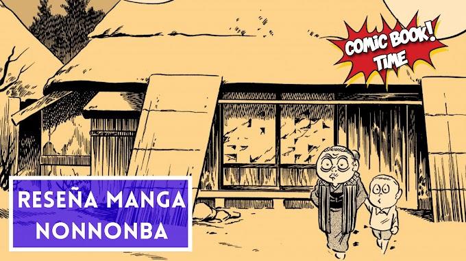"""Manga reseña: """"NonNonba"""" de Shigeru Mizuki"""
