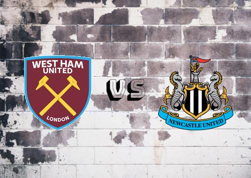 West Ham United vs Newcastle United  Resumen