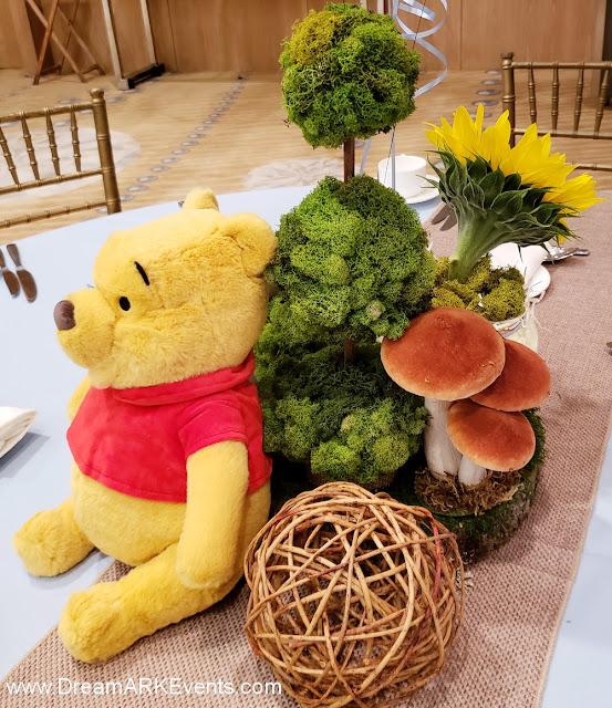 Winnie The Pooh Centerpiece Party Decoration