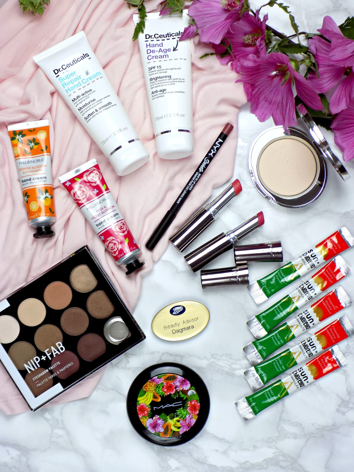 latest beauty and lifestyle favourites