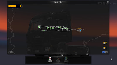 Map Trans Jawa 2019 Beta Update V4