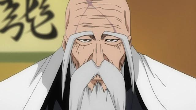 Staruszek z Bleach