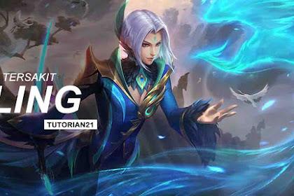 Build Ling Mobile Legends Tersakit: Assassin Mematikan