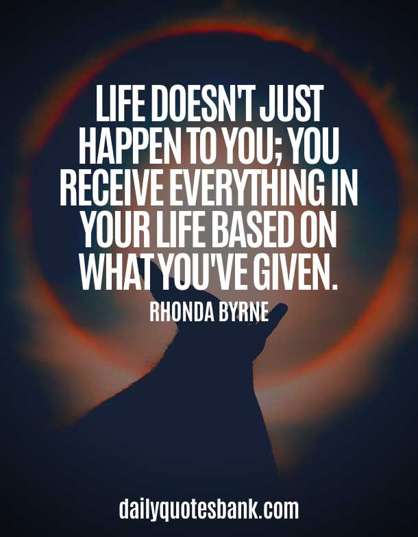 Inspirational Rhonda Byrne Quotes On Success