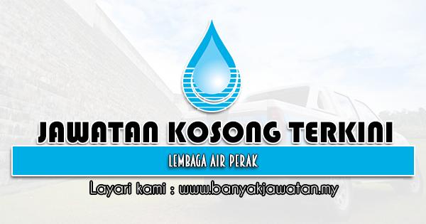 Jawatan Kosong 2021 di Lembaga Air Perak