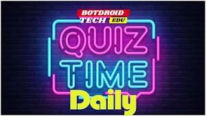 Daily Quiz Based On GK And Aptitude