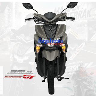 Kredit Motor Yamaha Soul GT 125 Blue Core AKS (AKS SSS)