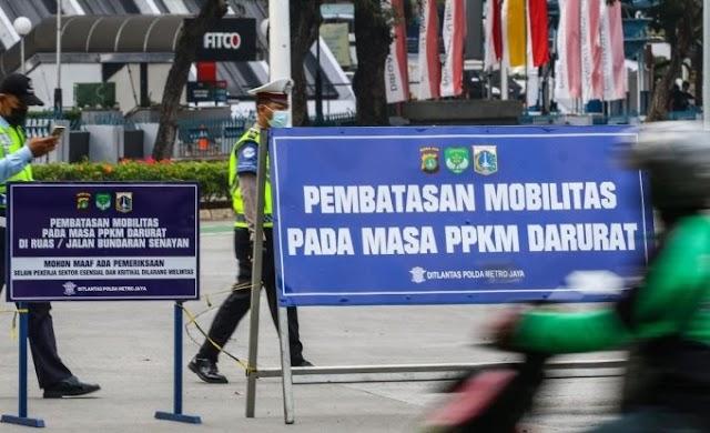 Banda Aceh Masuk PPKM Level 4