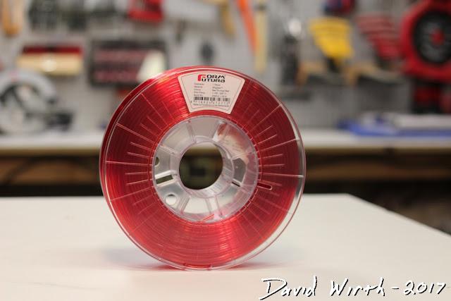 PETG filament, 3d print