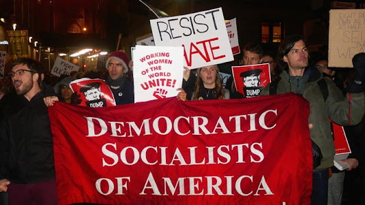 Rising Socialist Threat to the Dems