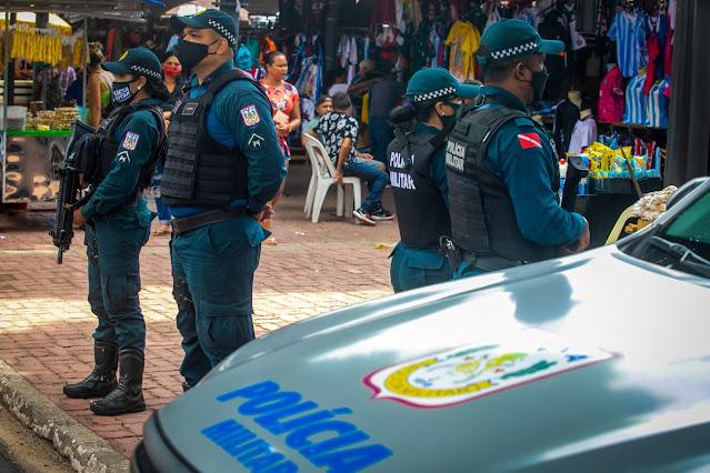Governo do Pará divulga edital dos concursos das polícias Civil e Militar