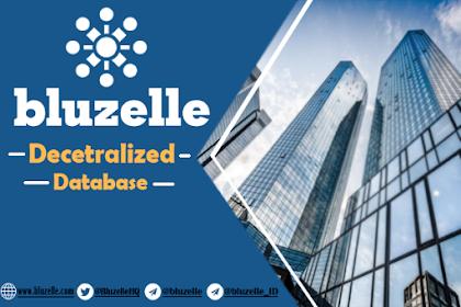 Bluzelle - Database Terdesentralisisasi