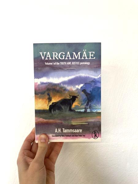 Vargamäe by A.H. Tammsaare