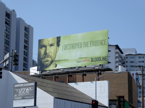 Bloodline season 2 billboard