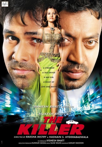The Killer 2006 Hindi DVDRip MP4 HD 300mb