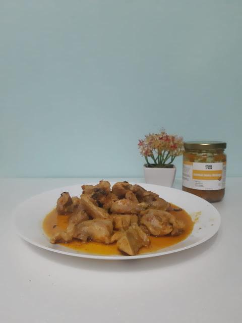 Ayam Woku Chalarasa
