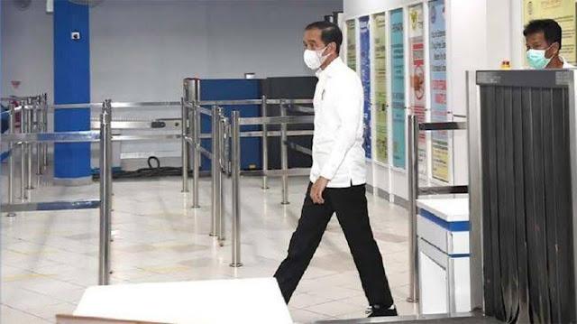 Jokowi Imbau Masyarakat Pakai Masker, Aktivis: Jangan Cuma Perintah, Tapi Berikan Masker Gratis