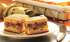 Receita de Torta de sardinha Fácil