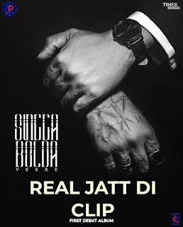 REAL JATT DI CLIP LYRICS - SINGGA | DjPunjabNew.CoM
