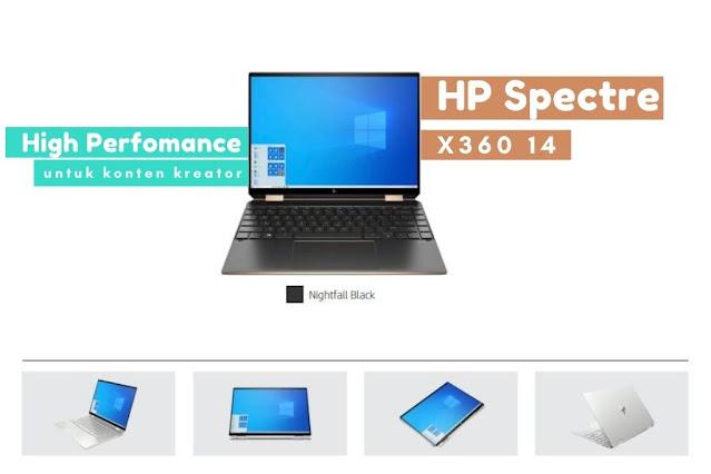 HP Inc. HP Spectre x360 14