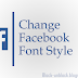 How to Change Font on Facebook Status