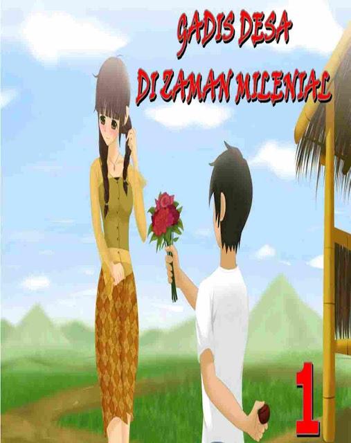 Novel GADIS DESA DI ZAMAN MILENIAL Karya Hot Publisher PDF