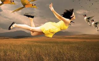 Arti Mimpi Terbang