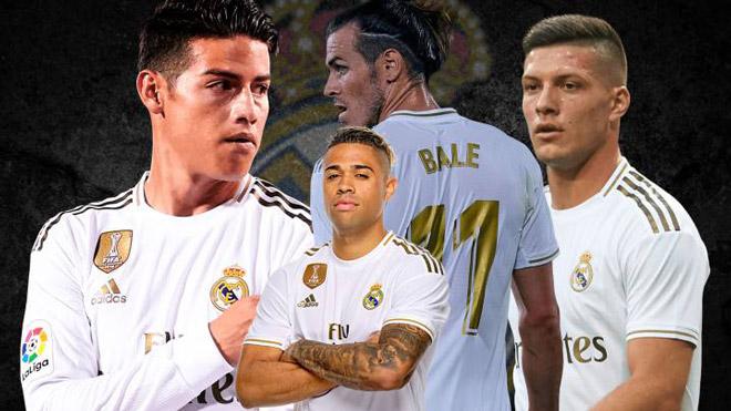 """Real bị loại khỏi Cúp C1: Zidane quyết định """"trảm"""" 9 SAO gây choáng 3"""