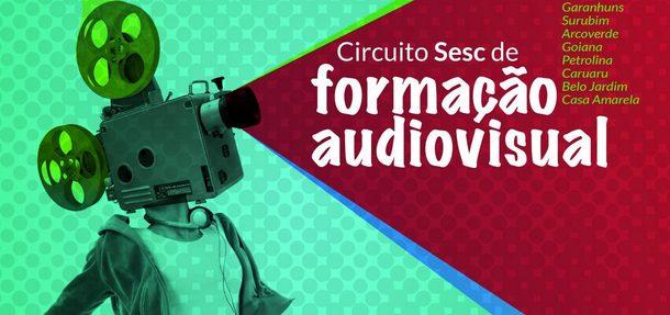 Formação Audiovisual: Sesc abre inscrições para oficina de cinema em Goiana
