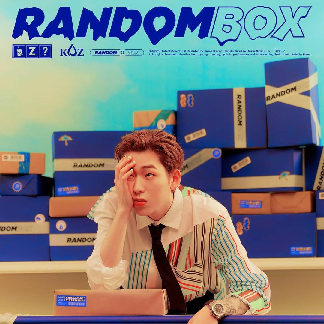 ZICO (지코) Random Box