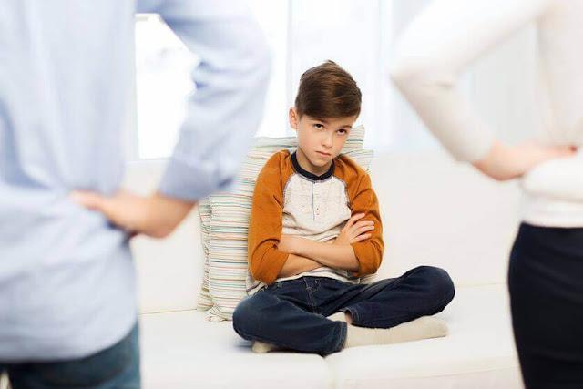 عقاب شديد لأطفالك بالكلمات اصعبة