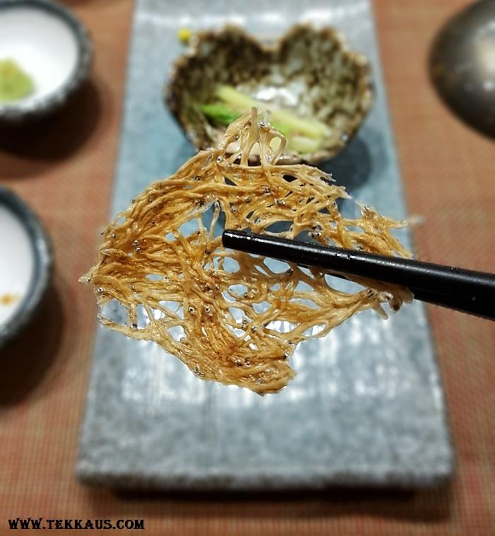 Miyabi Sheraton PJ-Tatami Iwashi Dried Japanese Baby Sardine Sheet