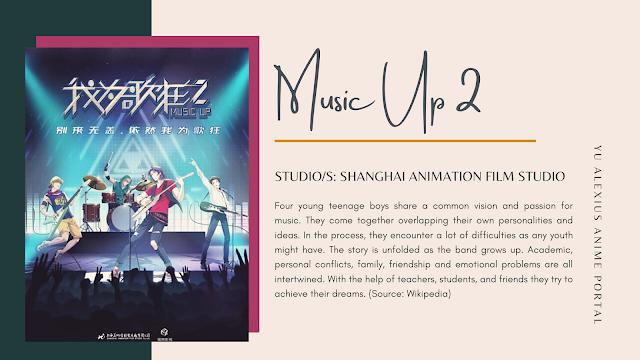 Music Up 2 Donghua 2020