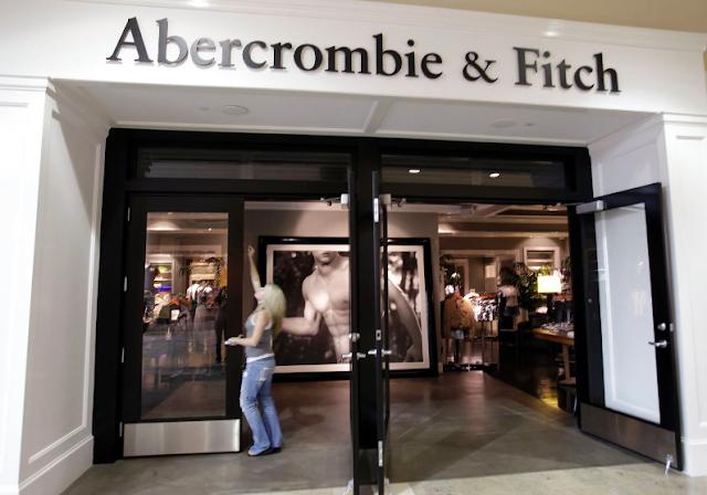 Lojas Abercrombie & Fitch e Hollister em Miami