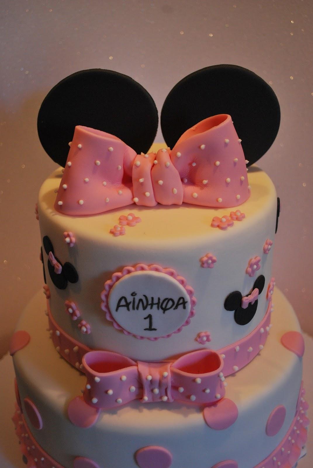 baby sugar: Cumpleaños Minnie Mouse