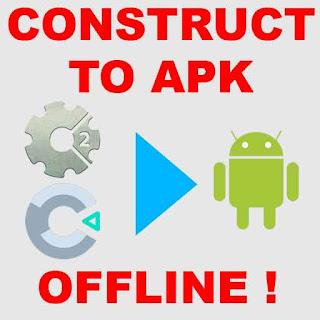 Construct to APK Offline
