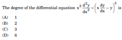 ncert class 12th math Question 6