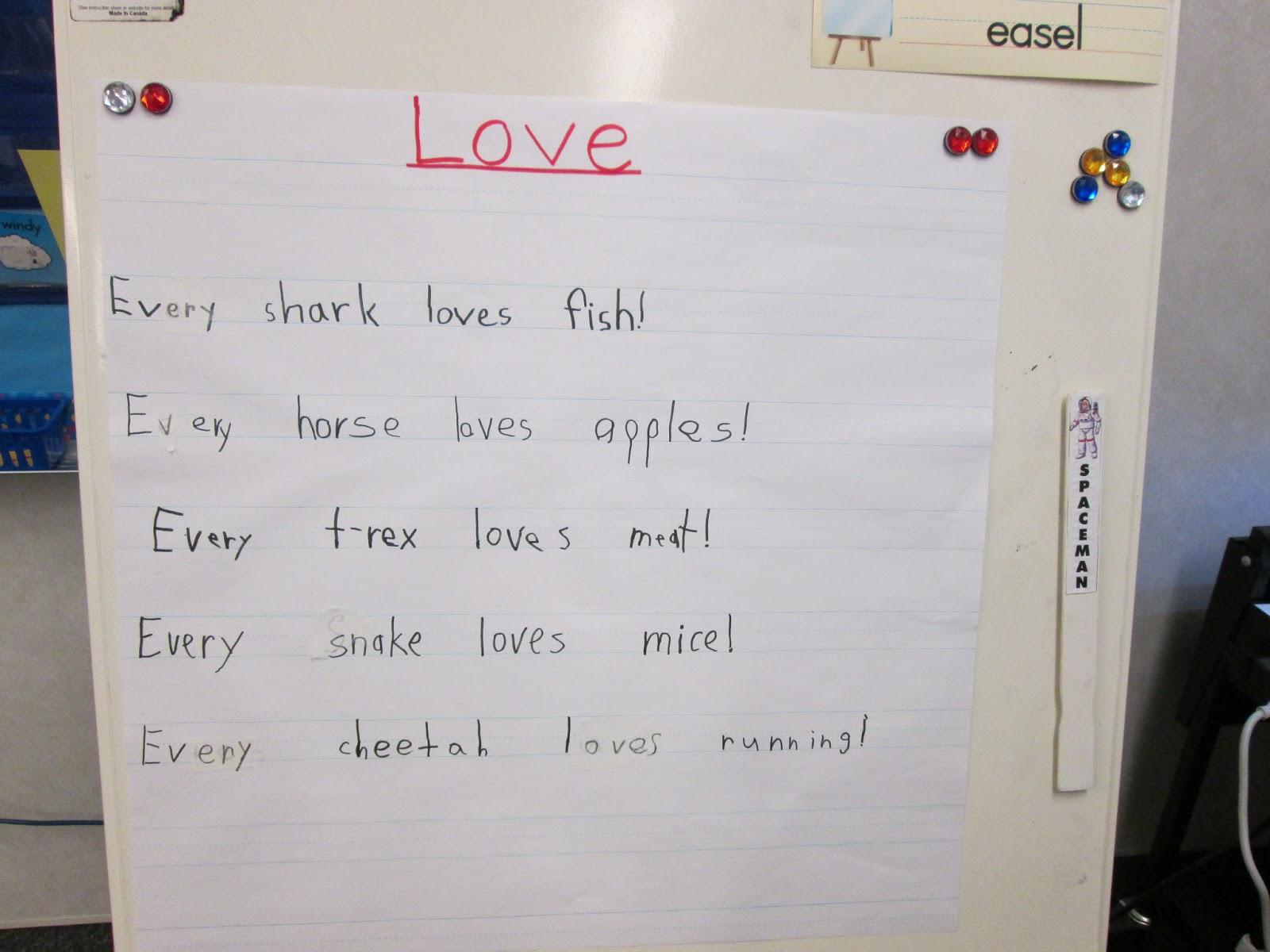 Mrs Taft S Kindergarten Class We Love Valentine S Day