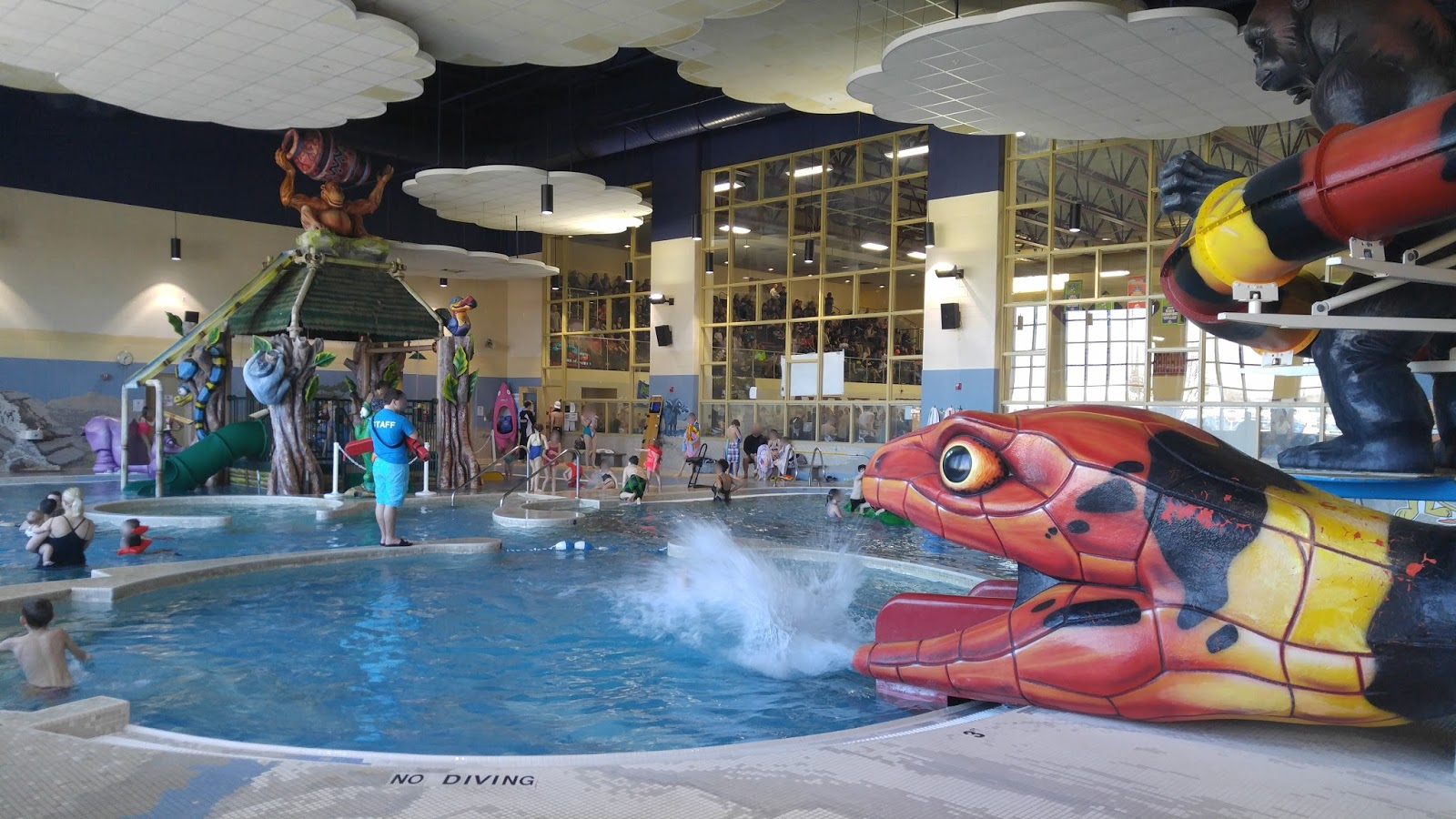 milford high school indoor water park metro detroit mommy