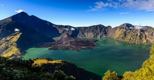 interesting tourist destination in Lombok