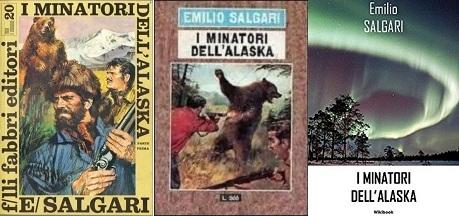 Az alaszkai aranyásók regény