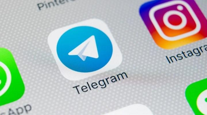 telegram yeni özellik
