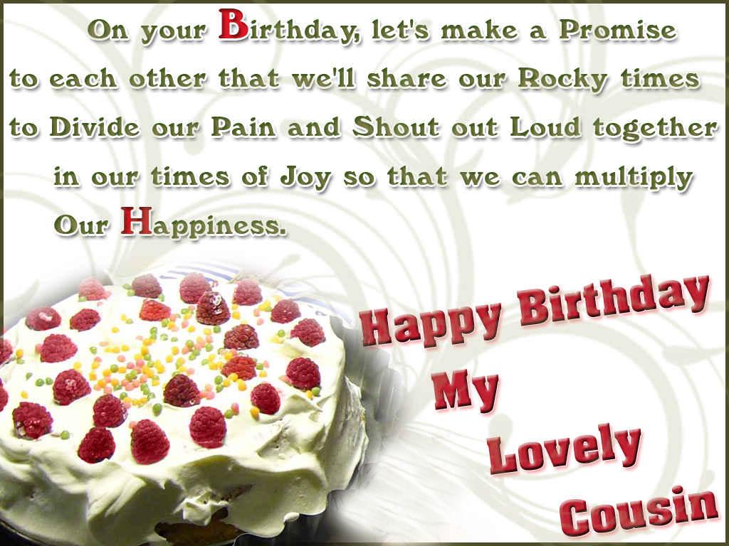 girl cousin birthday quotes - photo #35