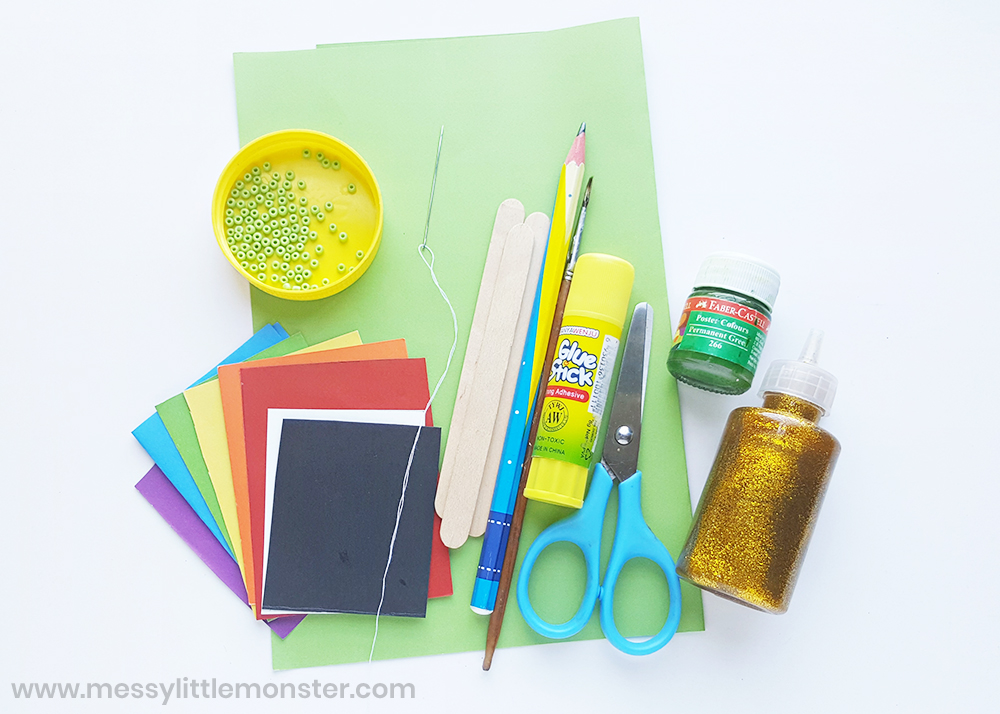 leprechaun trap craft supplies